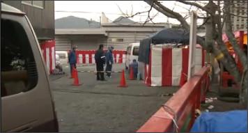 露店関係者刺され重傷、初詣でにぎわう「播州成田山」