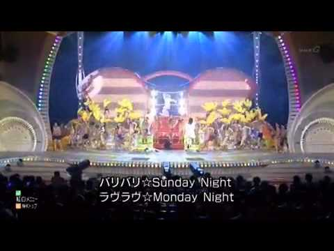 DJ OZMA - アゲ♂アゲ♂EVERY☆騎士 - YouTube