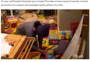 """ベビーシッター、2歳男児にヘアアイロンで""""お仕置き"""" 1週間預けたままの母親に批判の声(米)"""