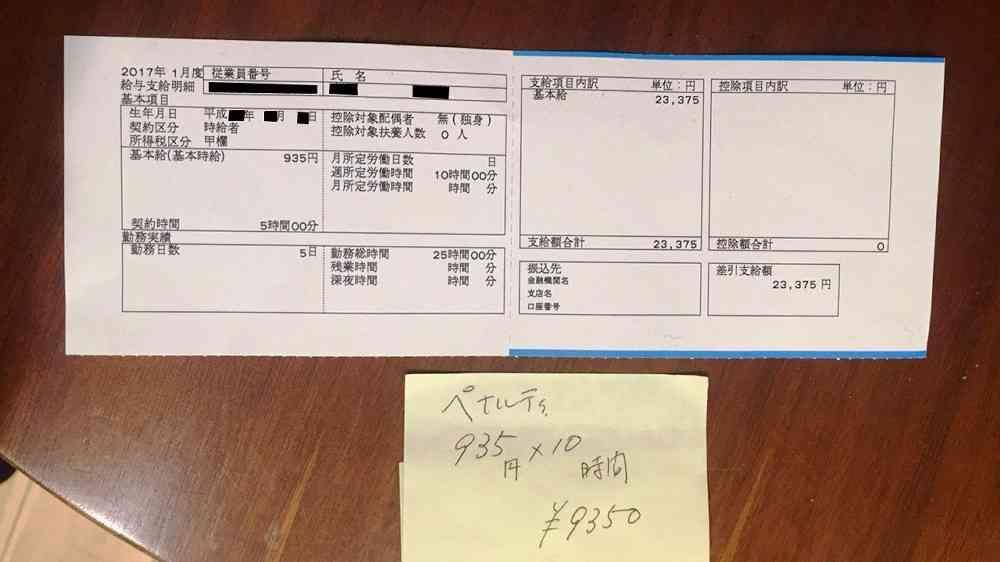 <セブン加盟店>バイト病欠で罰金 女子高生から9350円 (毎日新聞) - Yahoo!ニュース