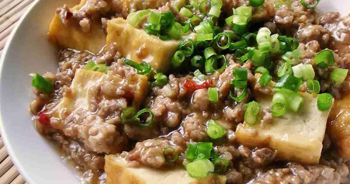 ご飯ススム~厚揚げと豚ひき肉♪ by moj [クックパッド] 簡単おいしいみんなのレシピが258万品