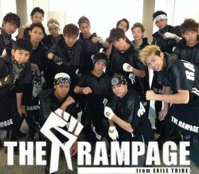 THE RAMPAGE、メジャーデビュー 生パフォーマンスで迫力ライブ