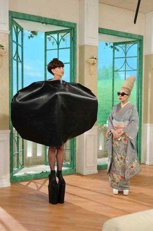 超高級店へ行くときの服装
