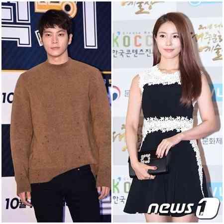 """俳優チュウォン、歌手BoAとの熱愛認める…またもや""""トップスターカップル""""誕生"""