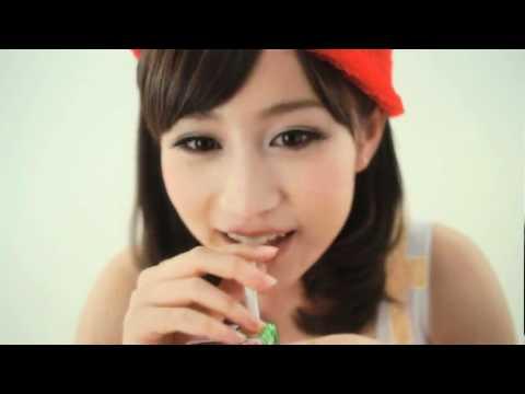 野菜一日これ一本 トマト 前田敦子 - YouTube