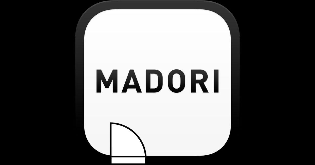 MADORI on the App Store