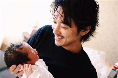 小橋賢児がパパに!第1子男児誕生「妻に心から感謝です」