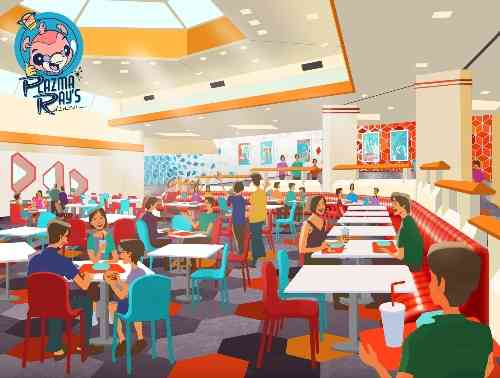 地球初出店! TDLの宇宙テーマ新レストラン「プラズマ・レイズ・ダイナー」、3月25日にオープン - BIGLOBEニュース
