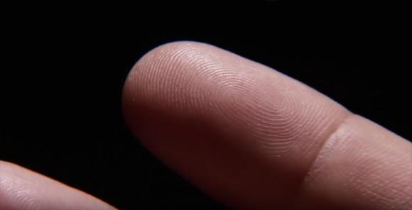 指先を接写!皮膚隆線から汗が流れ出る瞬間を記録した貴重な映像(閲覧注意) : カラパイア