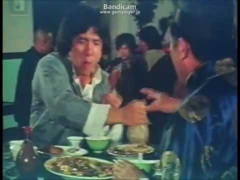 酔拳 (食事編) - YouTube