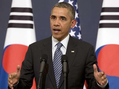 【米韓首脳会談】オバマ大統領、慰安婦問題「重大な人権侵害」
