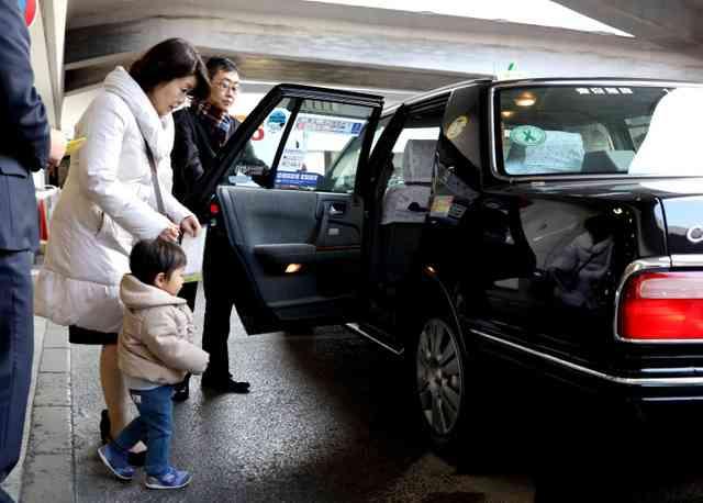 都心タクシー「ちょい乗り」広がるか 初乗り410円 (朝日新聞デジタル) - Yahoo!ニュース