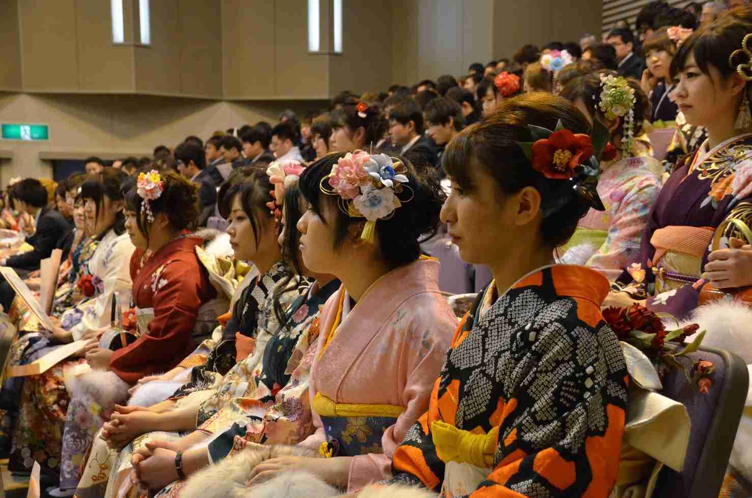 全く荒れない被災地の成人式 南三陸町の若者は「今度は自分たちが支えになる」と誓う (BuzzFeed Japan) - Yahoo!ニュース