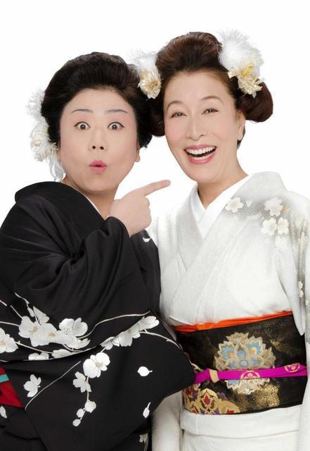 高畑淳子 藤山直美とコンビ復活 10月舞台復帰 息子の逮捕騒動を乗り越える