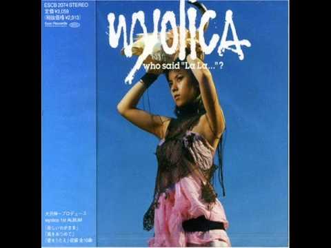 "wyolica - 冷たい雨(who said ""La La...""?) - YouTube"