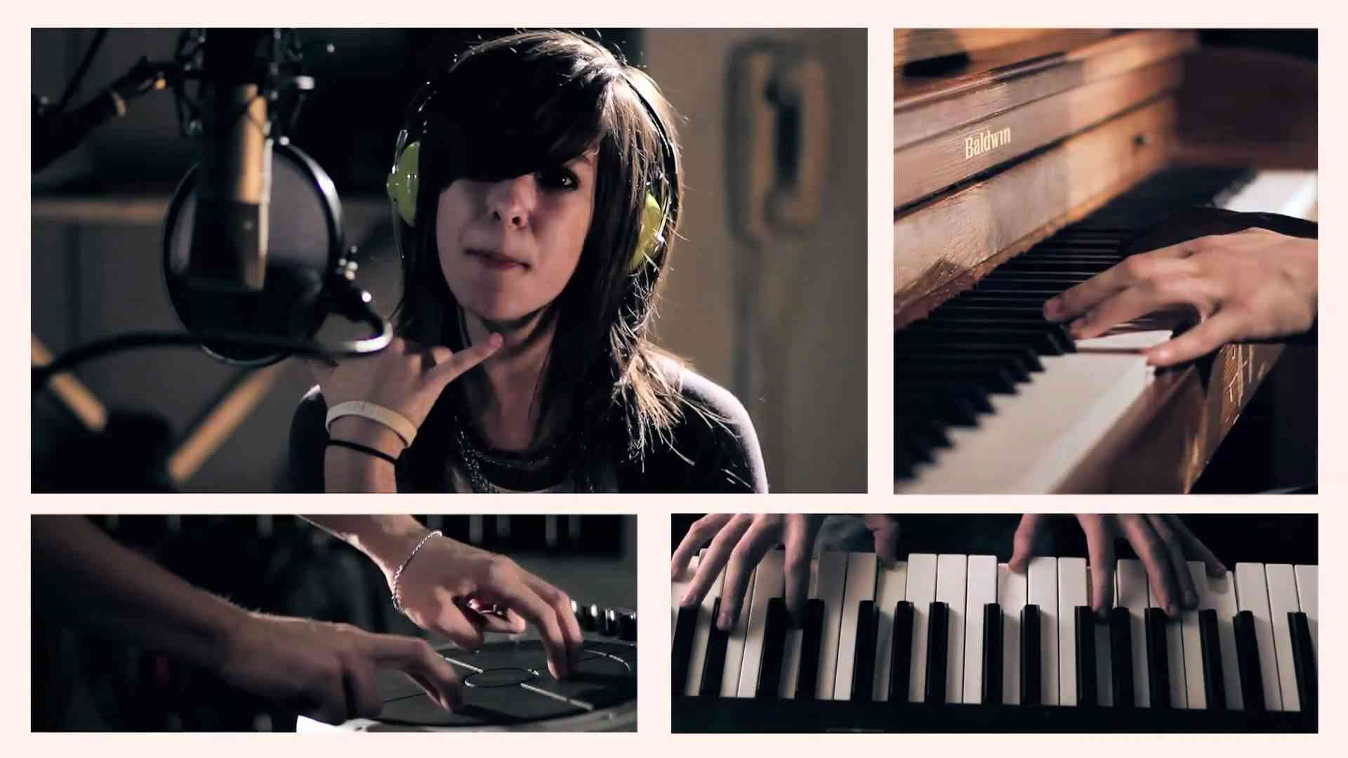 """Just A Dream"" by Nelly - Sam Tsui & Christina Grimmie - YouTube"