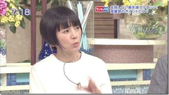 渡辺満里奈、討論でセクハラされた人をポロリ!