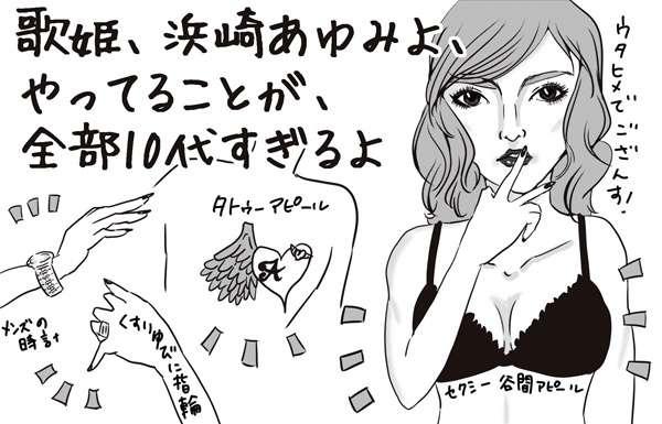 浜崎あゆみの今に見る「成功例に固執する」という落とし穴(女性自身) - Yahoo!ニュース