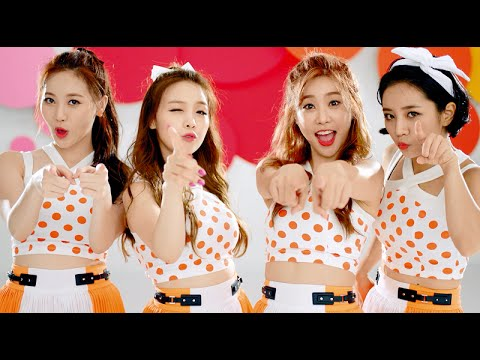 Girl's Day『Darling (JPN ver.)』MV full ver. - YouTube