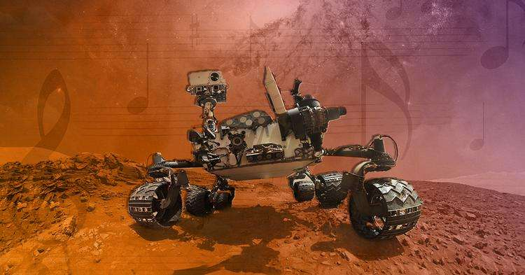 Every Year, The Curiosity Rover Sings A Lonely ...
