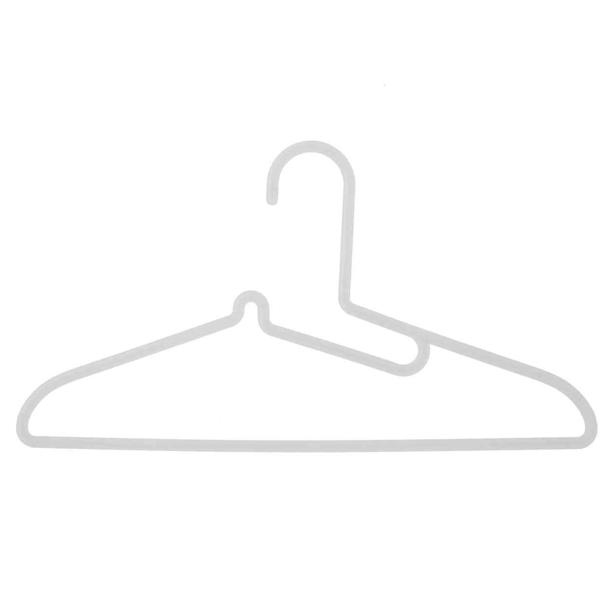 ポリプロピレン洗濯用ハンガー・シャツ用・3本組 約幅41cm | 無印良品ネットストア
