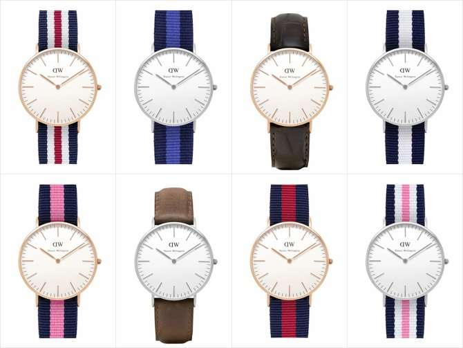 オシャレさんからの注目度大!「ダニエル・ウェリントン」の腕時計が人気な6つの秘密!新作情報も◎ | ギャザリー