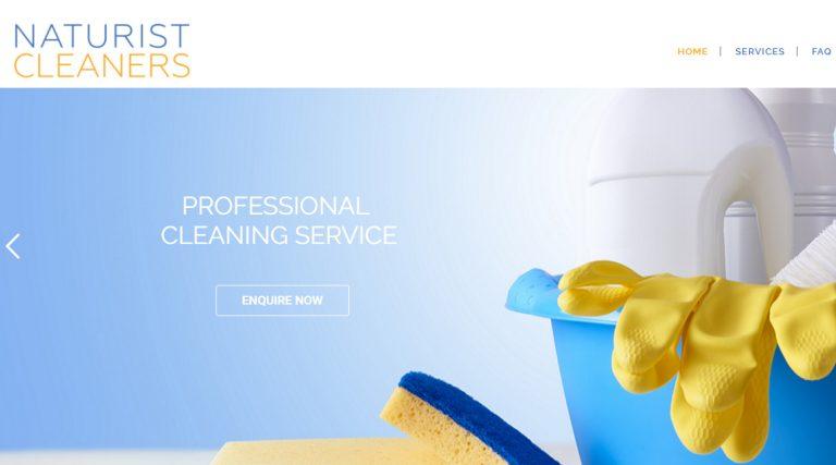 イギリスで全裸の清掃業者が話題に 時給6000円で写真撮影や体への接触禁止
