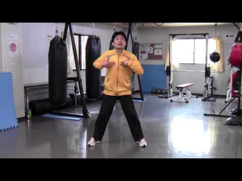 簡単に体を柔らかくするBMCストレッチ・前屈(柔軟体操) - YouTube