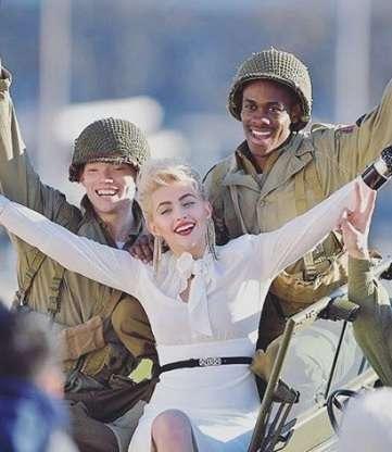 【イタすぎるセレブ達】マイケル・ジャクソン長女がモデルデビュー 若き日のマドンナ風に! | Techinsight|海外セレブ、国内エンタメのオンリーワンをお届けするニュースサイト