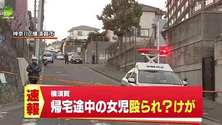 神奈川・横須賀市で帰宅途中の女児けが、金づちで殴られたか News i - TBSの動画ニュースサイト