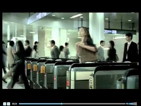 東京メトロ 「スタート」編 60秒 杏 - YouTube