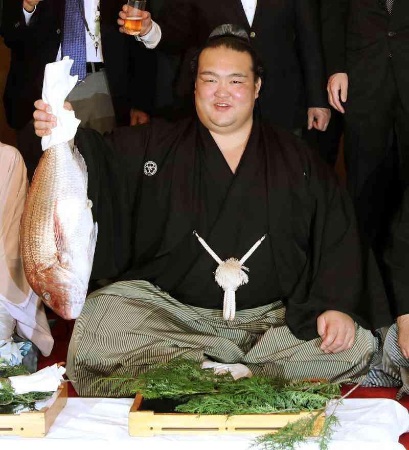 稀勢の里の横綱昇進が決定 横審で満場一致 - 大相撲 : 日刊スポーツ