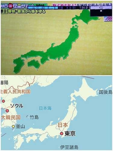 報道ステーションSUNDAYで「長崎県が欠けた日本列島」が表示されたとしてネットで騒ぎに
