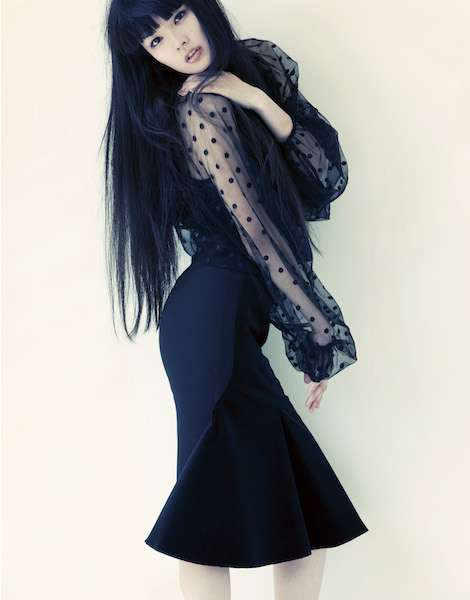 好きなファッションモデル