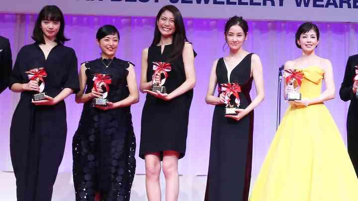 日本ジュエリーベストドレッサー賞:柴咲コウ、西内まりや、石田ゆり子らが受賞
