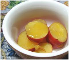 好きなさつま芋の食べ方