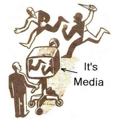 信用できないTV局、報道番組
