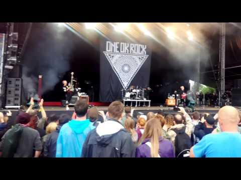 ONE OK ROCK-Take me to the top Download Fest 2016 - YouTube
