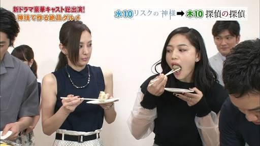 食べ方が綺麗な人の特徴