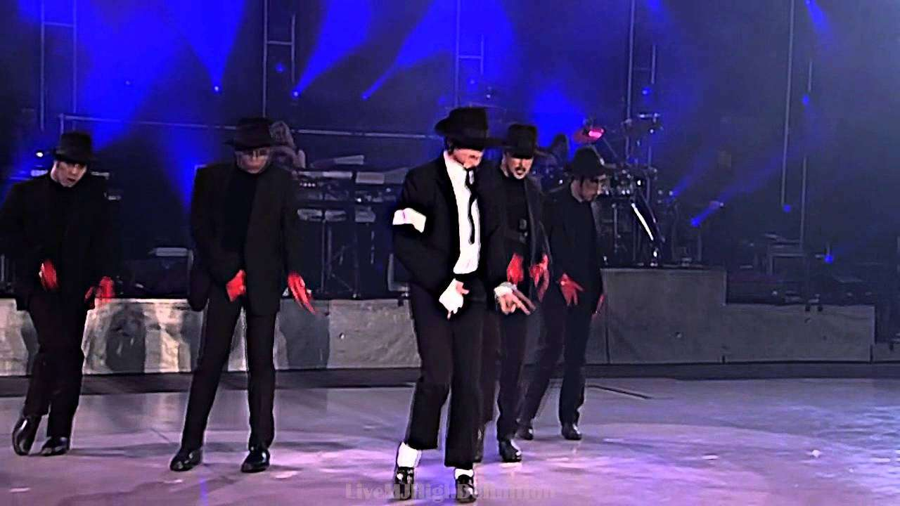 Michael Jackson - Dangerous - Live Munich 1997 - HD - YouTube