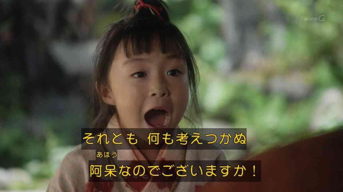 【実況・感想】おんな城主 直虎(2)「崖っぷちの姫」
