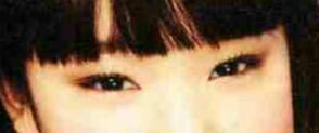 目が印象的な女性有名人