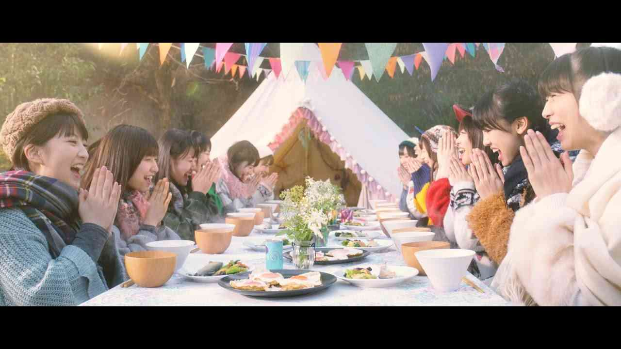 モーニング娘。'17『モーニングみそ汁』(Morning Musume。'17[Morning Miso Soup])(MV) - YouTube