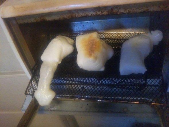餅を焼いたら、なんだか卑猥な形になってしまった... - グルメ - Jタウンネット 東京都
