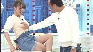 榮倉奈々「おっぱい大好き」、爆乳触り興奮