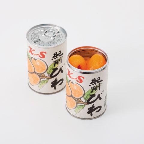 好きなフルーツの缶詰を挙げるトピ♡