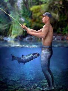 魚釣りが趣味の人いますか?