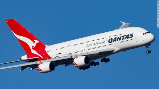 CNN.co.jp : 世界一安全な航空会社はカンタス、日本の2社もランク入り