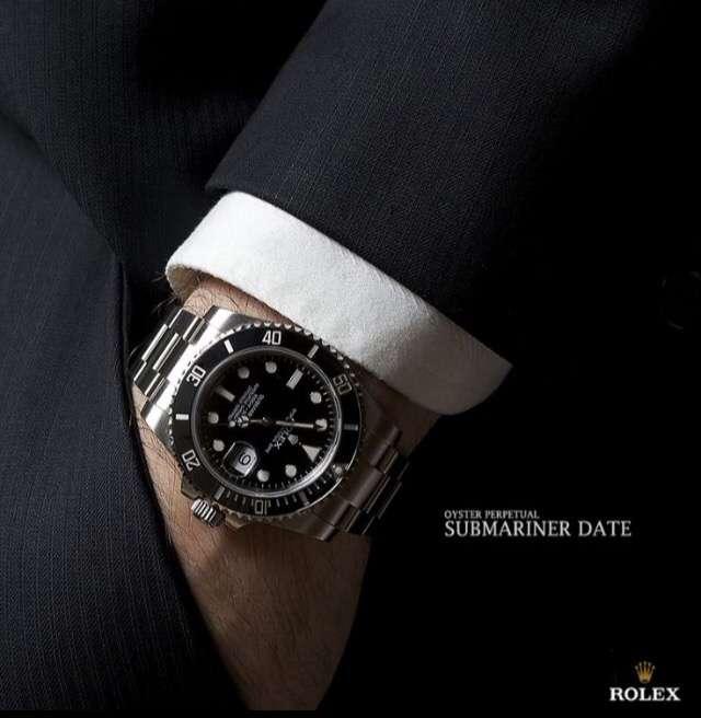 男性につけてほしい腕時計は?パート2