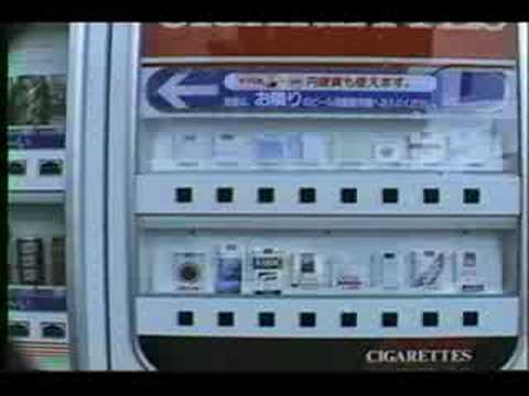80's Japan - Vending Machines - YouTube
